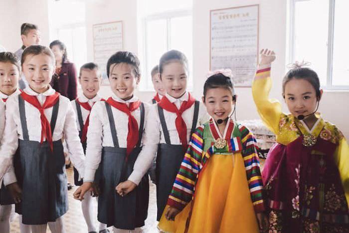 Kuzey Kore Eğitim