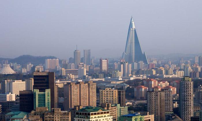 Kuzey Kore Başkenti