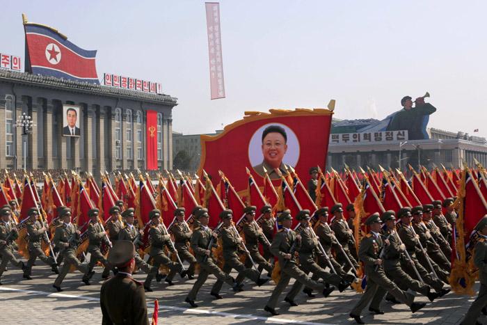 Kuzey Kore siyasi yapısı