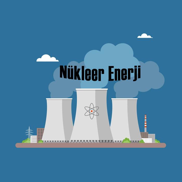 Nükleer Enerji Nedir? Nükleer Enerjiden Elektrik Nasıl Üretilir?