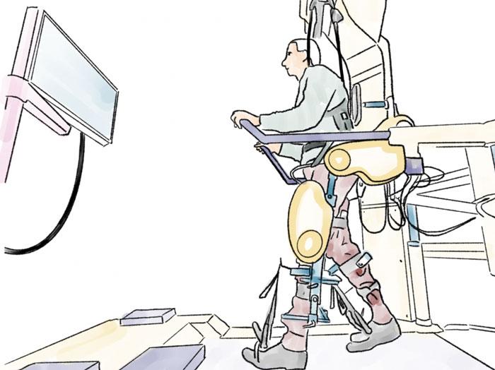 robotik fizyoterapi