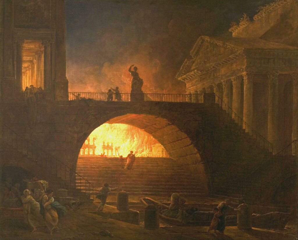Büyük Roma Yangını