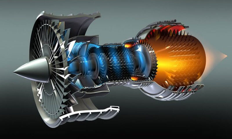 Jet motor