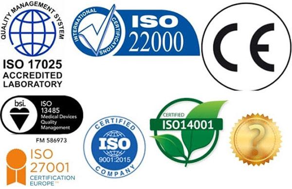 ISO belgeleri