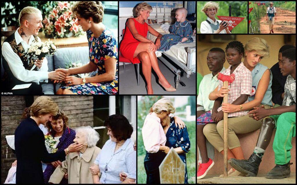 Prenses Diana hayatı ve yaşam tarzı